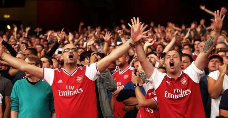 Arsenal v Sheffield United: Fans May Be Allowed At 3 October Emirates Stadium Fixture