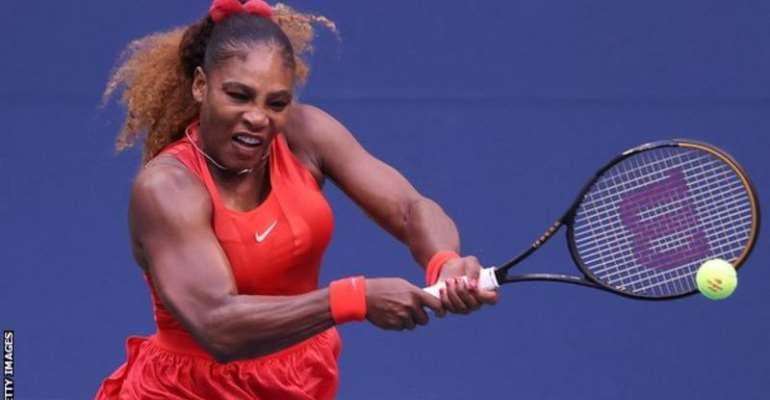 Serena Williams has won the US Open singles title six times