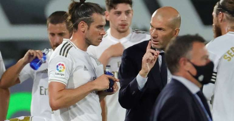 Gareth Bale's Agent Set For Crunch Talks With Real Madrid President