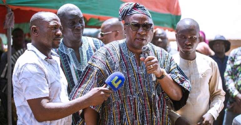 U/W: I'll Give Wa Regional Hospital Seed Capital To Operate – Mahama