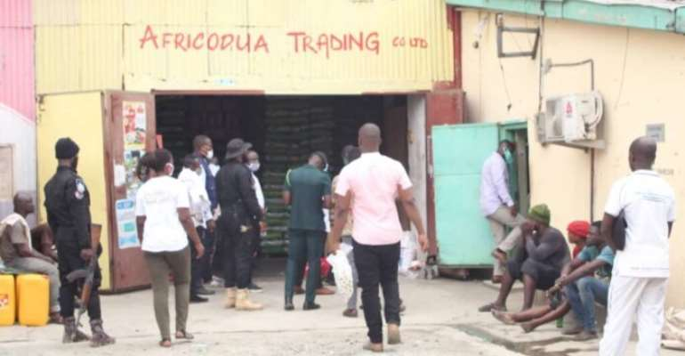 E/R: Foreigners Given 14 day-Ultimatum To Regularize Trade