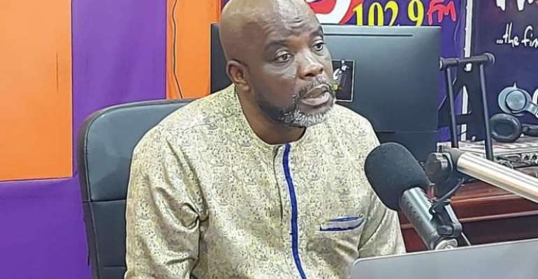 Wilfred Kwaku Osei Palmer. Image Credit/Angel 102.9 FM