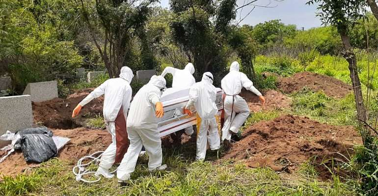 COVID-19 Burial Team Threatens To Boycott Job Over Beatings By Decease Family Members