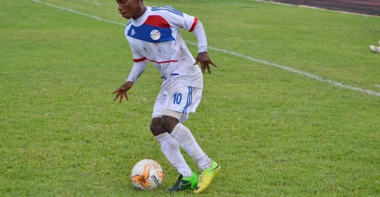 'Cash-strapped' Kotoko can't afford Latif Blessing- Liberty chief George Afriyie