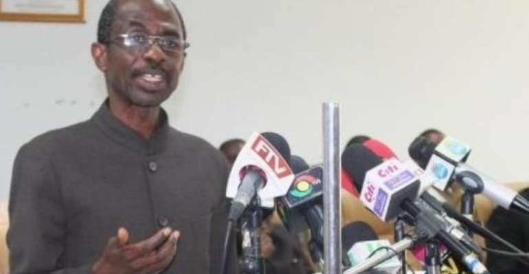 NDC is 'strongly' behind Bagbin – Asiedu Nketia