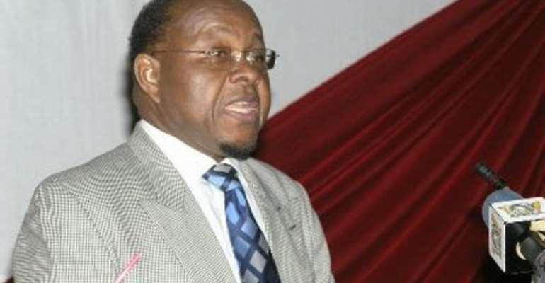Prof.Mike Oquaye