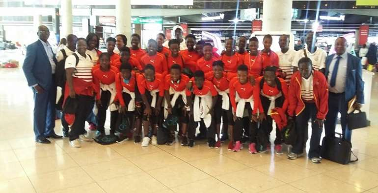 Black Maidens to play Cameroon in a friendly tomorrow