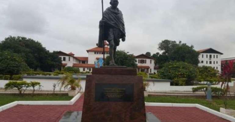 UG must honour African heroes, not Gandhi – Prof. Opoku