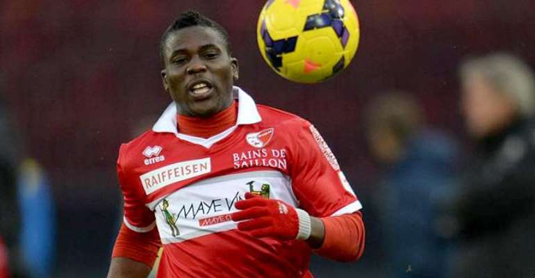 FC Sion striker Ebenezer Assifuah claims he's fit than ever after injury return