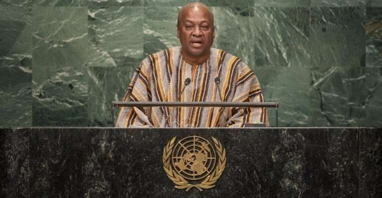 Mahama, other politicians who used their favourite song lyrics to make a point