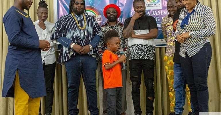 Samini, Stonebwoy,Morgan Heritage, Don little,&others unveiled as Ambassadors for Ghana-Jamaica Fest
