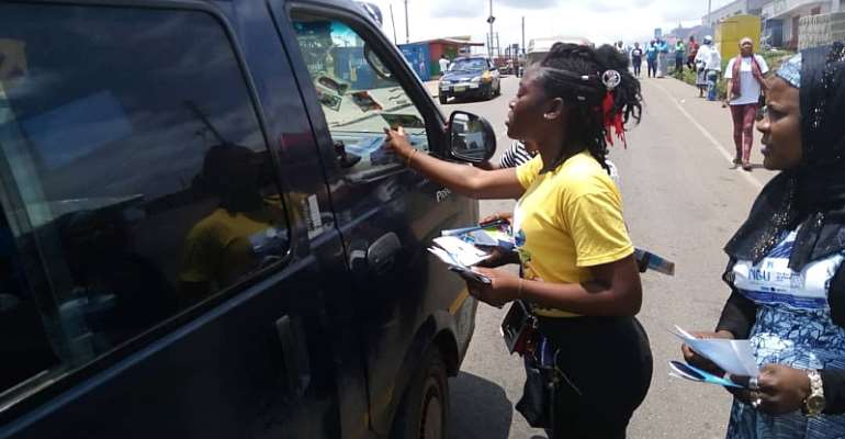Urban Roads, NBU Marks 2019 National Volunteer Day