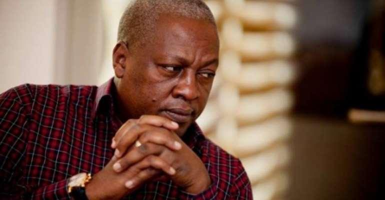 Ex President, John Mahama