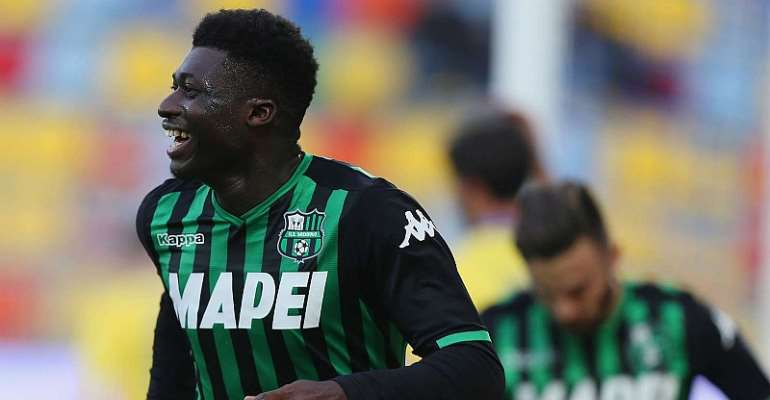 Alfred Duncan Scores In Sassuolo Win Over SPAL