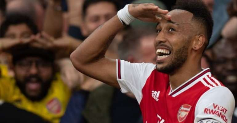 Ten-Man Arsenal Come From Behind To Beat Villa In Thriller