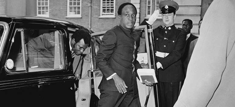 Kwame Nkrumah, Lawmakers, And The Absent Father Syndrome