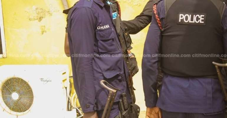 Yeji: Police On Manhunt For Robbers Who Engaged Officers In Gun Battle