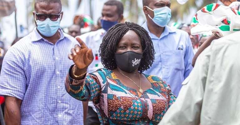 NDC Won't Promote Tribal Politics — Jane Naana