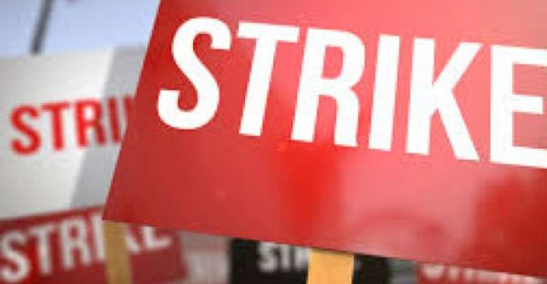 Health Care Delivery Hit By Nationwide Strike