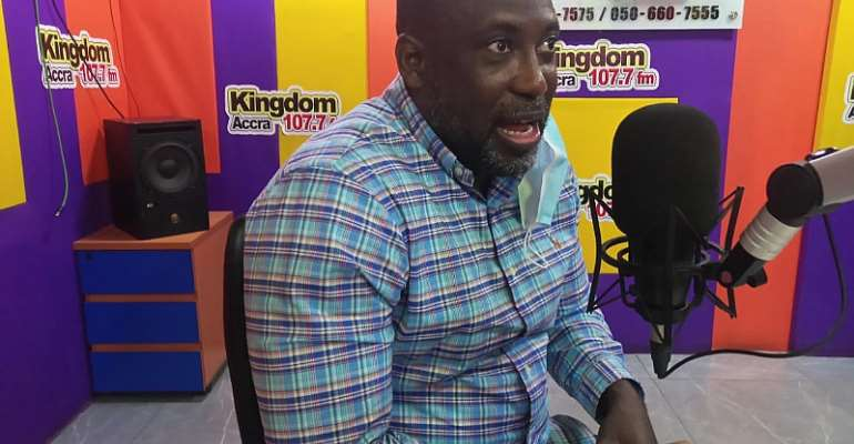 Richard Nyamah urges Ghanaian women to hold key positions in politics