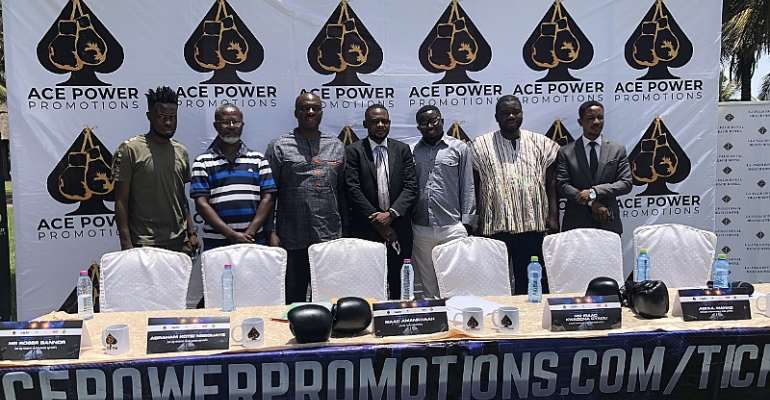 Ace Power Promotions announces 12 bouts package on October 16