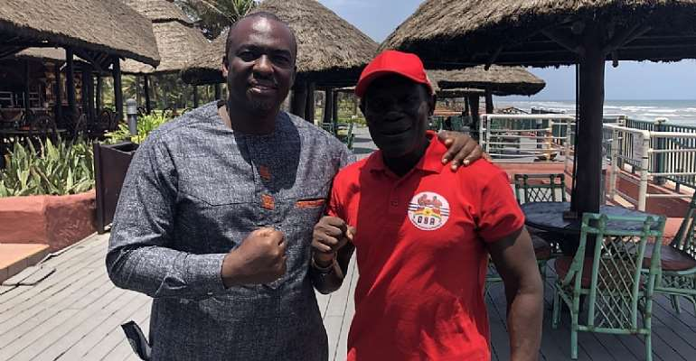 Boxing is the strength of Ghana Sports - President of GBA