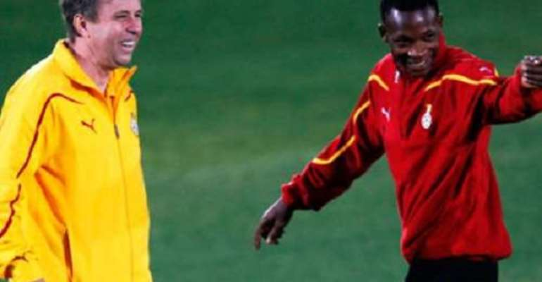 Milovan Rajevac will need a miracle to qualify Ghana for 2022 World Cup - John Paintsil