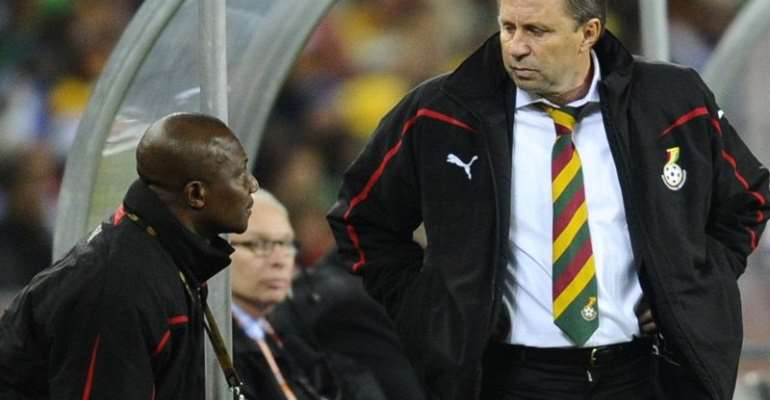 Flashback: Milovan Rajevac is a good Coach - Former Black Stars Coach Kwesi Appiah