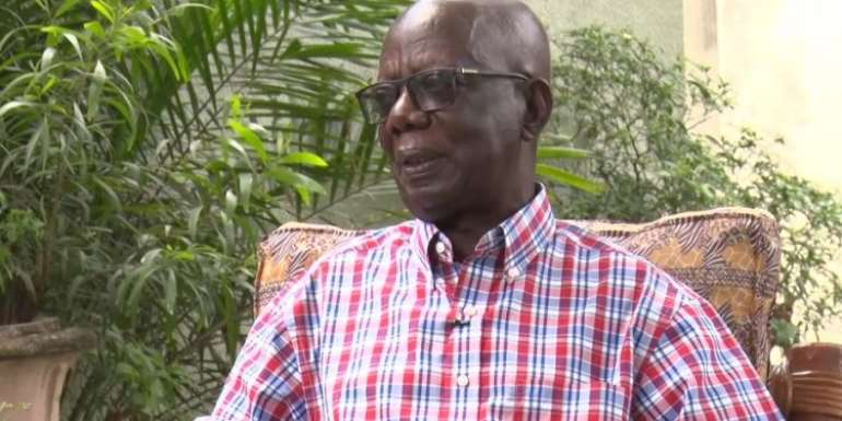 Mr. Kwadwo Mpiani