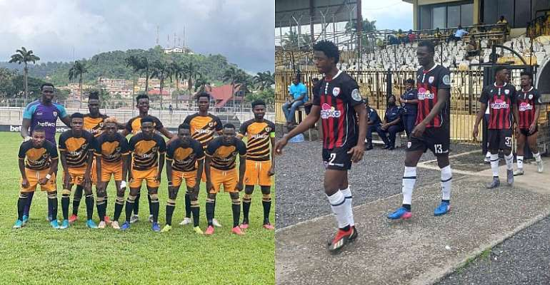 Ashgold v Inter Allies match-fixing scandal: Hashmin Musah, three others charged for participating in match of convenience