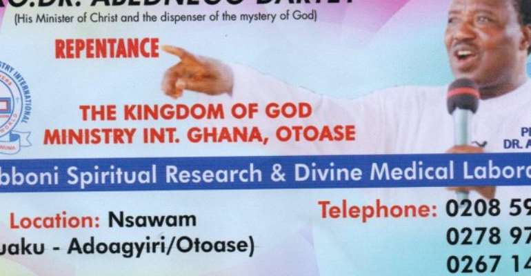 Repent from sinful acts to unlock development for the country — Ghanaians urged