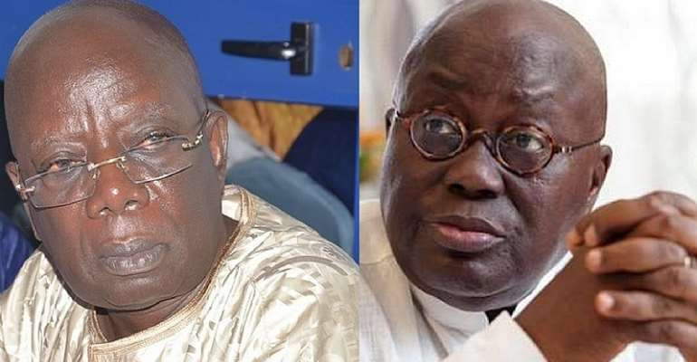 Family and friends gov't accusation against Akufo-Addo may be true – Kwadwo Mpiani