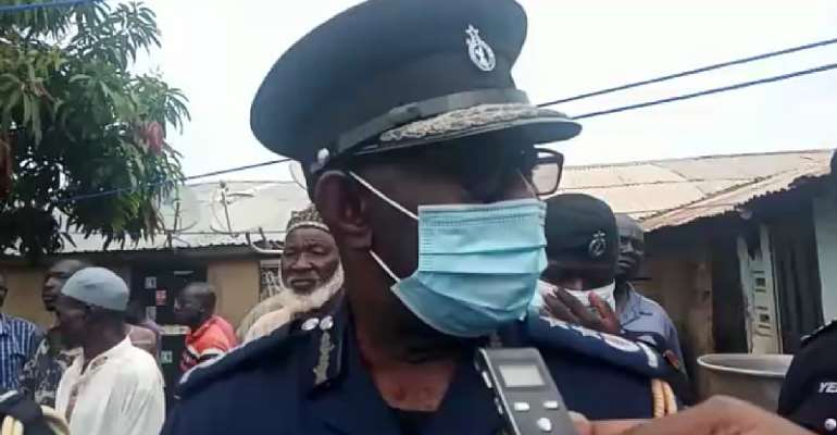 N/Region: Police Commander apologises to residents assaulted by officers