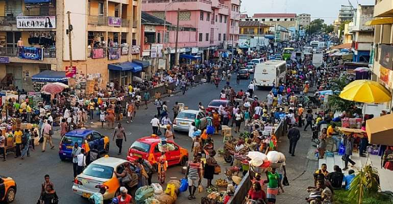 2021 PHC: Greater Accra beats Ashanti Region to become the most populous region in Ghana