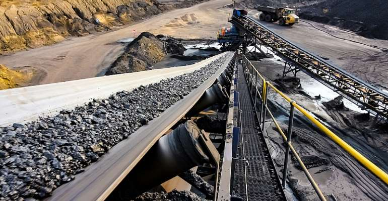 Coal processing in South Africa. - Source: Shutterstock