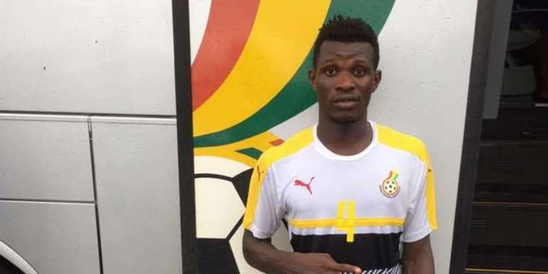 I can solve Black Stars goal scoring woes, says ex-WAFA striker Daniel Lomotey