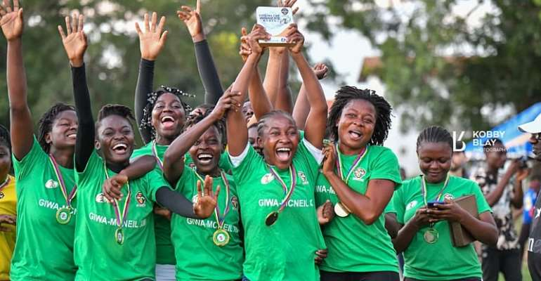 RLFG Crowns Champions of maiden Origins Cup