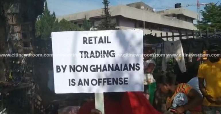 GUTA to run to court for legal backing to lock up shops of foreign traders