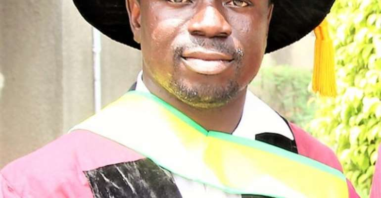 MMDCE appointments shouldn't be seen as job for the boys' - Dr Sarpong