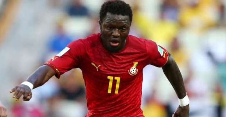 Sulley Muntari wants to play for Ghana at 2017 Africa Cup of Nations