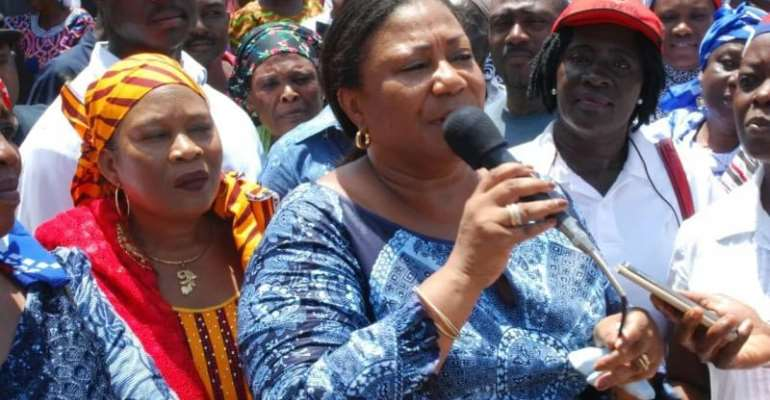 Mrs Rebecca Naa Okaikor Akufo-Addo
