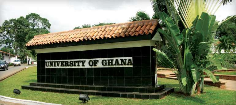 University of Ghana ranked among World's top Universities