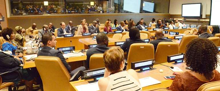 Powerful Coalition Of African Influencers To Drive The Continent's Development Agenda, Launched At UN General Assembly