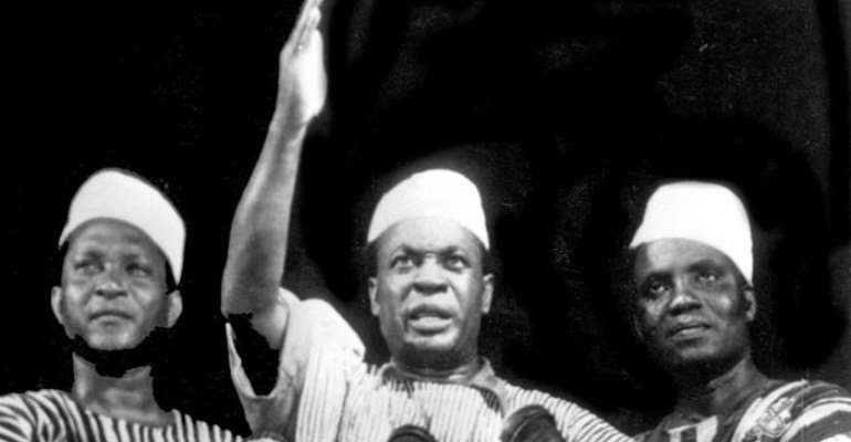 Why Nkrumah Is Actually The Founder Of Modern Ghana