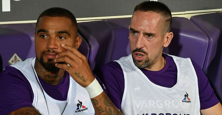Kevin Prince Boateng's Fiorentina Still Winless In Seria A