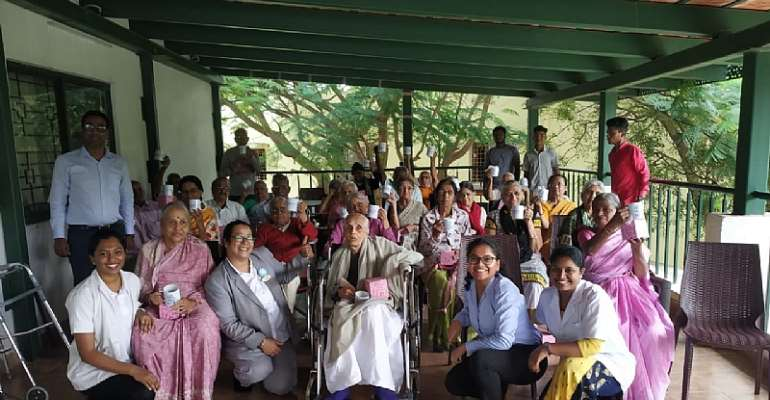 Columbia Asia Hospital Celebrates World Alzheimer Day With Senior Citizens