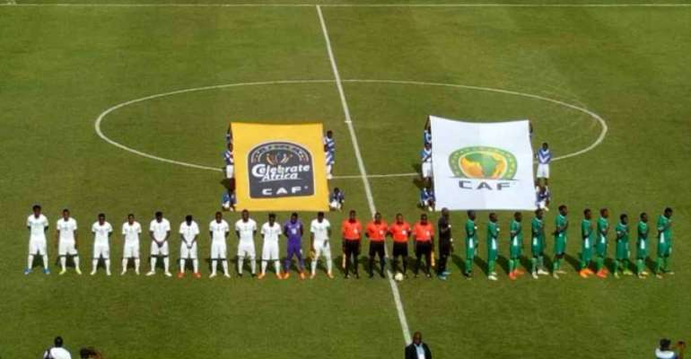 CHAN 2020 Qualifier: Ghana Suffer Shock Home Defeat To Burkina