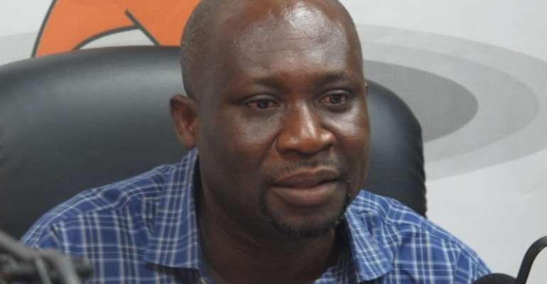 GFA Elections: George Afriyie Seeks Divine Intervention