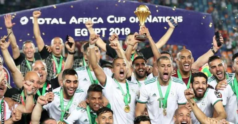 Algeria Set To Play Friendly In France After 11 Years