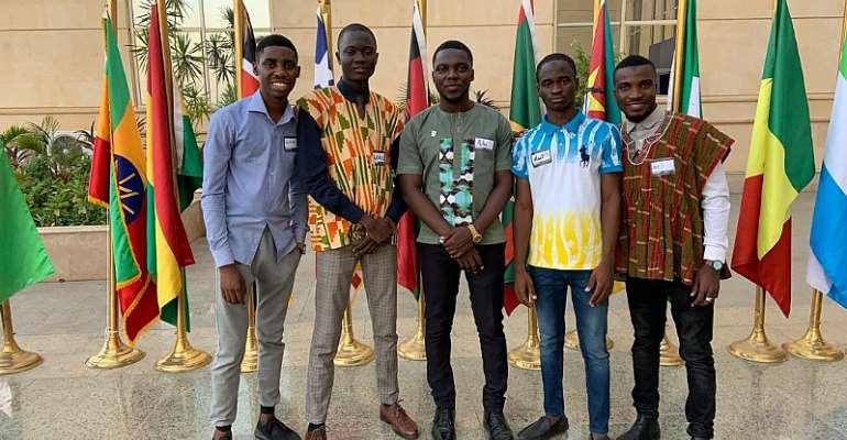 Egypt Select Five Ghanaians For Leadership Program